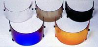 Click for a larger picture of Simpson Helmet Shield for Speedway Shark, Super Shark, Valor