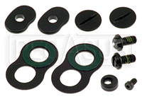 Click for a larger picture of Spare Parts Kit for SA05 Bell Helmets with SRV Pivot