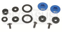Click for a larger picture of Spare Parts Kit for Bell Helmets with SV SE03/05 Pivot