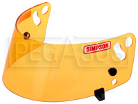 Click for a larger picture of Simpson 101 Helmet Shield for Shark and VUDO (SA10 only)