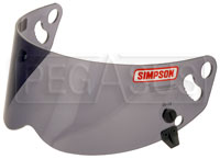 Click for a larger picture of Simpson 102 Helmet Shield,  X-Bandit, RX, Diamondback (SA10)
