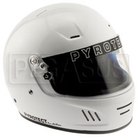 Click for a larger picture of Pyrotect Full Face Helmet, Snell SA2010 Approved