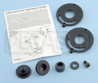 Click for a larger picture of Spare Parts Kit for Bell Helmet with Kam-Lock Pivot