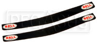 Click for a larger picture of Bell Visor Strip for Full-Face Helmets, Black