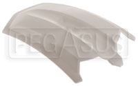 Click for a larger picture of Forehead Vent Intake for Bell GP2 Helmet (SA05)