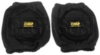Click for a larger picture of OMP Nomex Elbow Pads, One Size