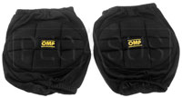 Click for a larger picture of OMP Nomex Knee Pads, One Size