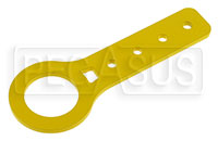 Click for a larger picture of OMP EB/572 Tow Hook, 6mm Flat Aluminum