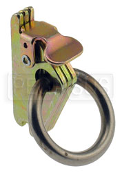 Click for a larger picture of E-Track Anchor Fitting with O-Ring, 2000 lb working strength