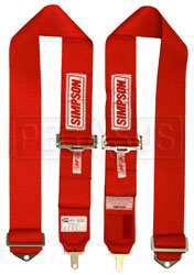 "Click for a larger picture of Simpson Camlock Separate Strap Shoulder Harness, 24""-48"""