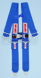 Click for a larger picture of Simpson Camlock H-Type Harness w/Sternum Latch, 44""