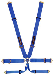 Click for a larger picture of Willans Club Vee 6 Saloon Harness, 3x3, FIA