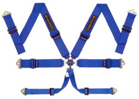 Click for a larger picture of Willans Silverstone LDV6 Saloon Harness, 3x3, FIA