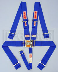 Click for a larger picture of Simpson Latch 5 Way F/X System w/ Separate Shoulder Straps