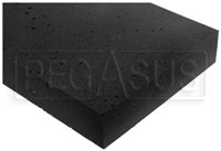 "Click for a larger picture of SFI Approved High Density Foam, 2"" thick sheet"