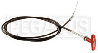 Click for a larger picture of SPA Design Pull Cable for Fire Suppression Systems