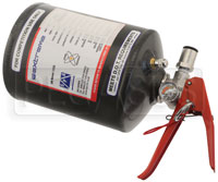 Click for a larger picture of (H) SPA Extreme 3M Novec 1230 Formula Car Fire System, FIA