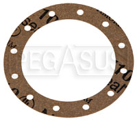 "Click for a larger picture of Fuel Safe Round Gasket, 12 Bolt, 4.75"" Bolt Circle"