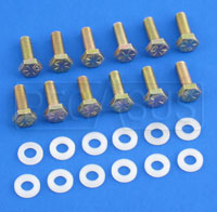 Click for a larger picture of Fill Plate Bolt & Washer Kit, 12 each