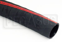 "Click for a larger picture of 2.25"" I.D. Black Filler Hose, per foot"