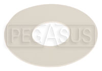 Click for a larger picture of Replacement Cap Gasket for Scribner Utility Jugs Only
