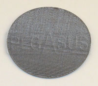 Click for a larger picture of 115 Micron Stainless Steel Screen Filter for Fuel Funnel