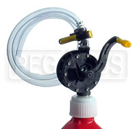 Click for a larger picture of Flo Fast 15 Gallon Fluid Extraction Pump