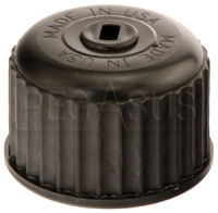 Click for a larger picture of Replacement O-Ring Type Cap for 15-Gallon Utility Jugs