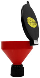 Click for a larger picture of Flo Fast Jug Funnel Kit Assembly
