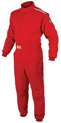 Click for a larger picture of OMP Sport 2-Layer Suit, FIA 8856-2000 / SFI-5