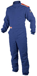 Click for a larger picture of OMP Sport 2-Layer Suit with Boot Cuff, SFI-5