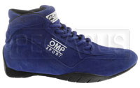 Click for a larger picture of OMP Sport Line Driving Shoes, SFI 3.3/5