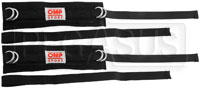 Click for a larger picture of OMP Sport Arm Restraints, SFI 3.3 Approved