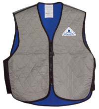 Click for a larger picture of HyperKewl Evaporative Cooling Vest