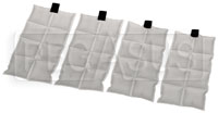 Click for a larger picture of Replacement Cool Pax, Set of 4 Inserts, for 2745-003 Vest