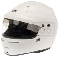 Click for a larger picture of OMP Speed 10 HANS Helmet, Snell SA2010 Approved