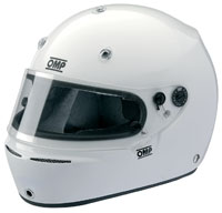 Click for a larger picture of OMP Grand Prix Helmet, Snell SA2010 Approved
