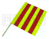 "Click for a larger picture of 24"" x 24"" Nylon ""Surface / Oil"" Flag"