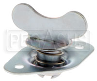 Click for a larger picture of Self-Eject Wing-Head Stud Assembly - 5/16 Dia x 0.52 Length