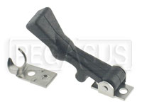 Click for a larger picture of Rubber Draw Latch - Small Tab Handle