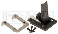 Click for a larger picture of AeroCatch 3 Plus Flush Single Latch and Hardware, no Strike