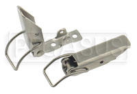 Click for a larger picture of Dzus Stainless Steel Toggle Latch Only