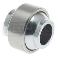 Click for a larger picture of High Misalignment (Necked Ball) Series Spherical Bearing