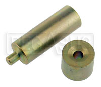 Click for a larger picture of Sheet Metal Dimpling Tool for Flat Head Dzus Fasteners