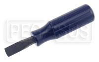 Click for a larger picture of Screwdriver Style Tool for Flat Head Quarter-turn Studs