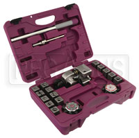 Click for a larger picture of High Speed Single and Double Flare Tool Kit