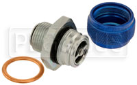 Click for a larger picture of Quick Drain Oil Pan Coupler, 20mm x 1.5 Male