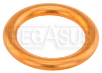Click for a larger picture of Replacement Gasket, Fits 14mm Male Plug