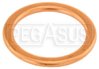 Click for a larger picture of Replacement Gasket, Fits 3/4-16, 18mm x 1.50 Male Plug