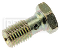 Click for a larger picture of Banjo Bolt, 10mm x 1.25 Single